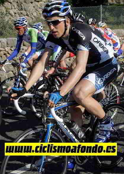 Noel Martin Infante corredor ciclista profesional y electroestimulacion deportiva