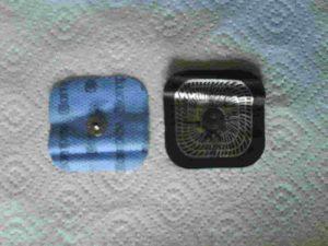 Como fabricar parches o electrodos de electroestimulacion caseros https://www.electroestimulaciondeportiva.com