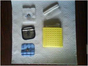 Como fabricar parches o electrodos de electroestimulacion caseros en https://www.electroestimulaciondeportiva.com